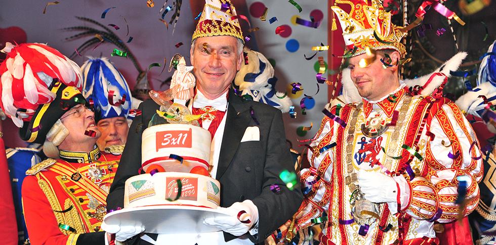 3x11Jahre_Große_Karnevalssitzung_Düsseldorf