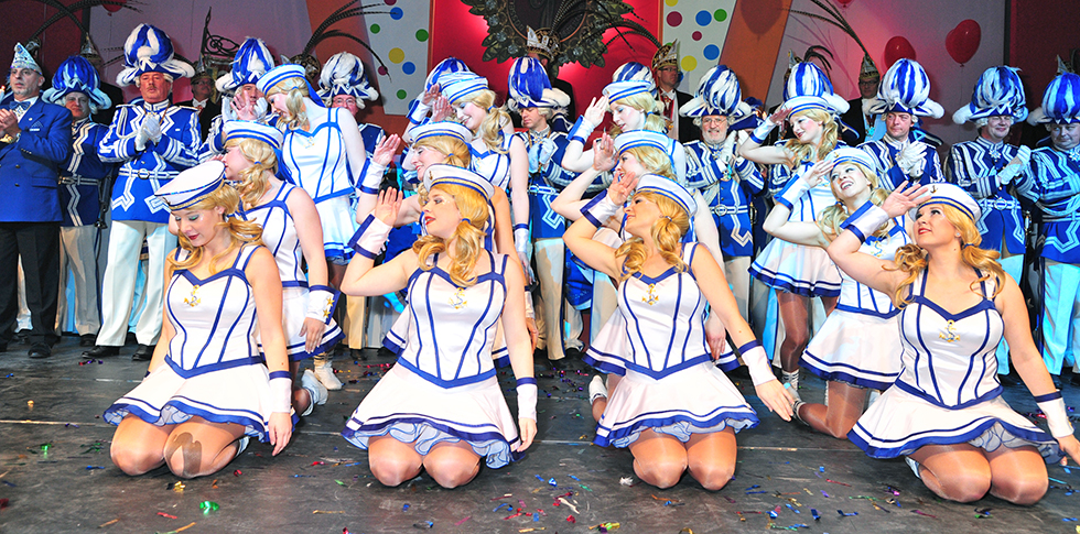 Prinzengarde_Große_Karnevalssitzung_Düsseldorf