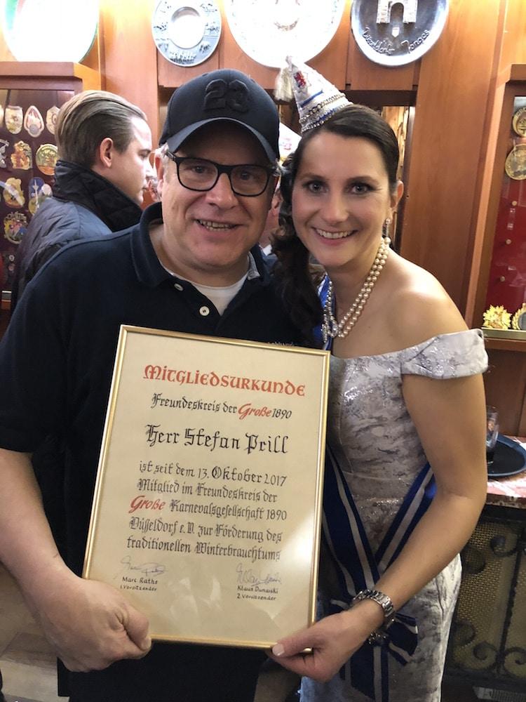 GROßE Freundeskreis Mitglied Stefan Prill