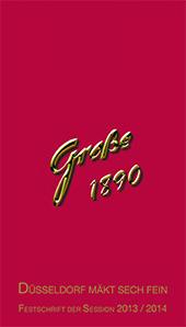 GROßE 1890 Festschrift 2014