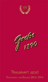 GROßE 1890 Festschrift 2015