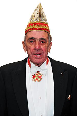 GROßE 1890 Ehrenmitglieder Horst Mehlem