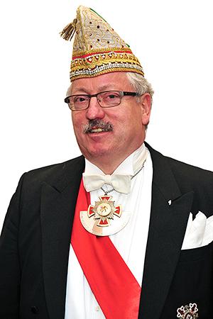 GROßE 1890 Vorstand Klaus Dunaiski