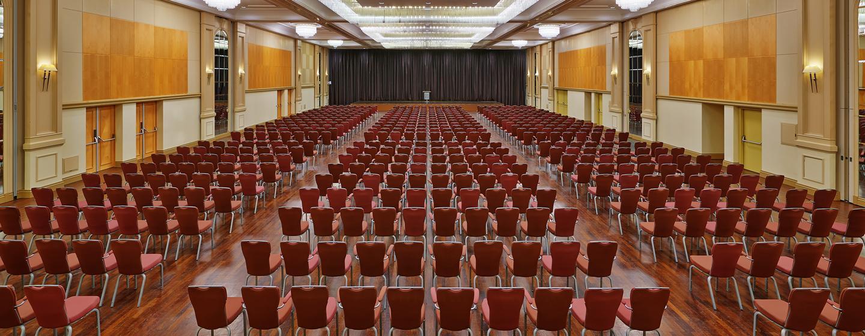 GROßE 1890 Sitzungen im Rheinlandsaal des Hilton Düsseldorf