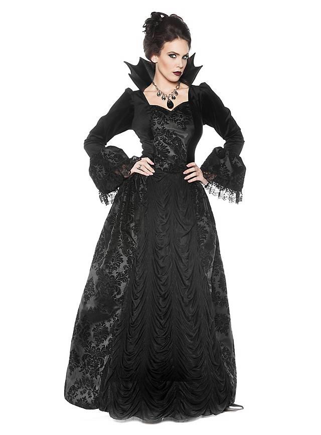 Grosse 1890 Tipp Vampir Karneval Kostüm für Damen