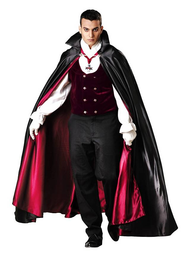 Grosse 1890 Tipp Vampir Karneval Kostüm für Herren